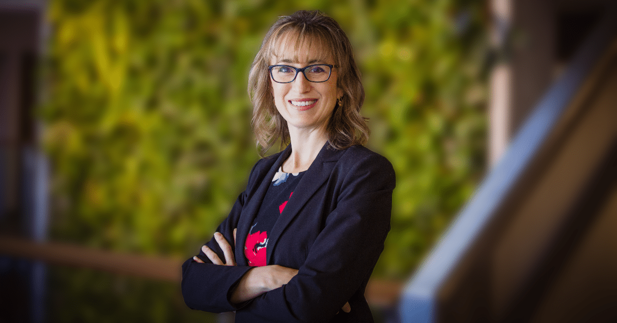 Monica Gattinger, nouvelle présidente éditoriale des PUO