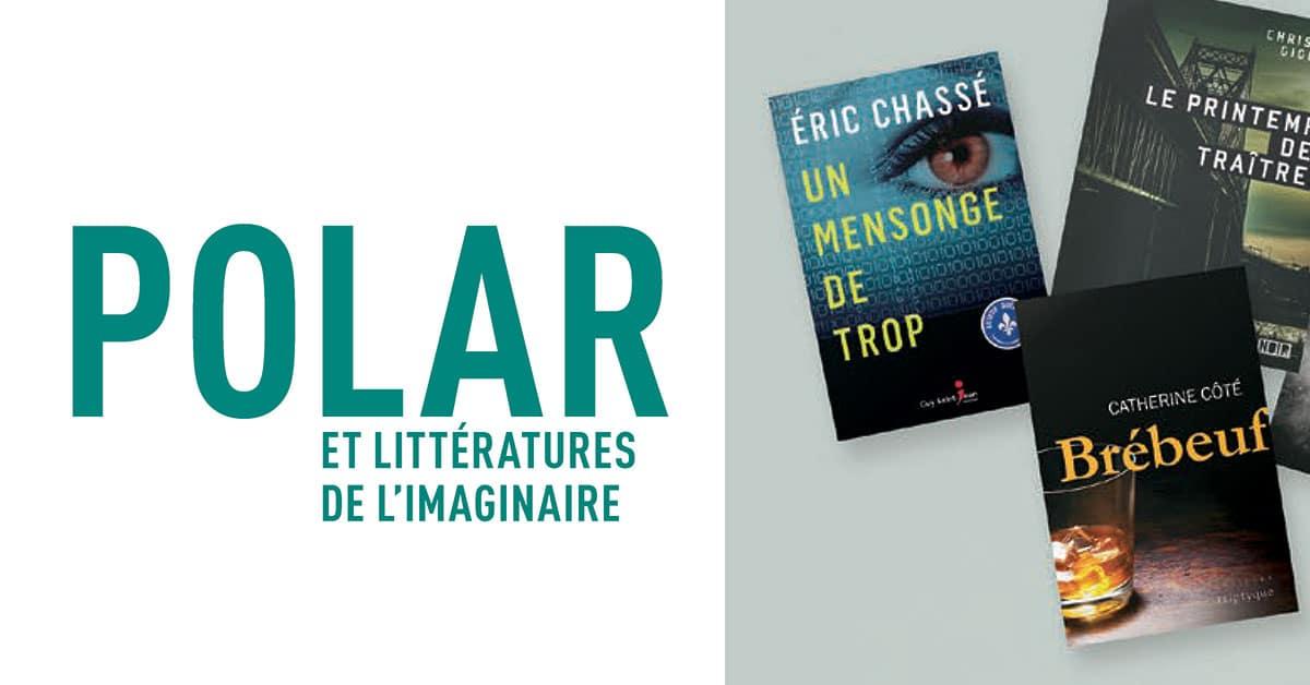 La rentrée littéraire 2020 : Polar et littératures de l'imaginaire
