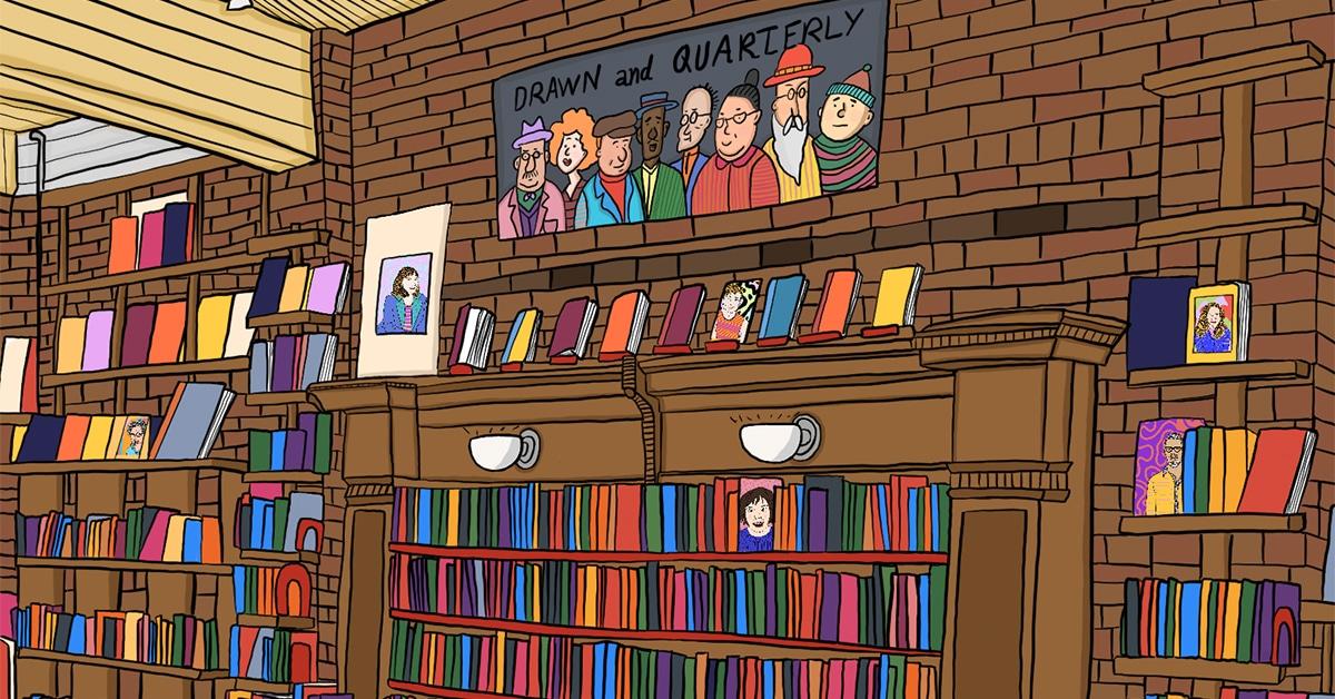 Drawn & Quarterly : La librairie vivante d'un quartier bouillonnant