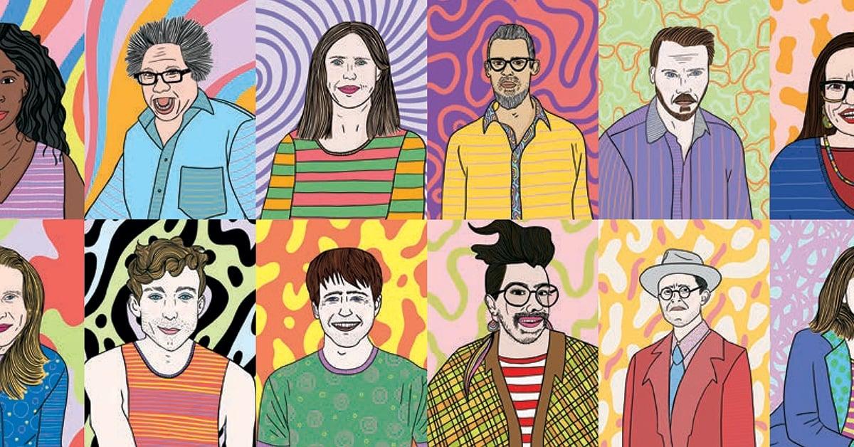 Du talent d'un océan à l'autre : sept auteurs d'exception