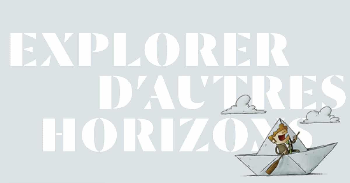 Explorer d'autres horizons - Numéro 121