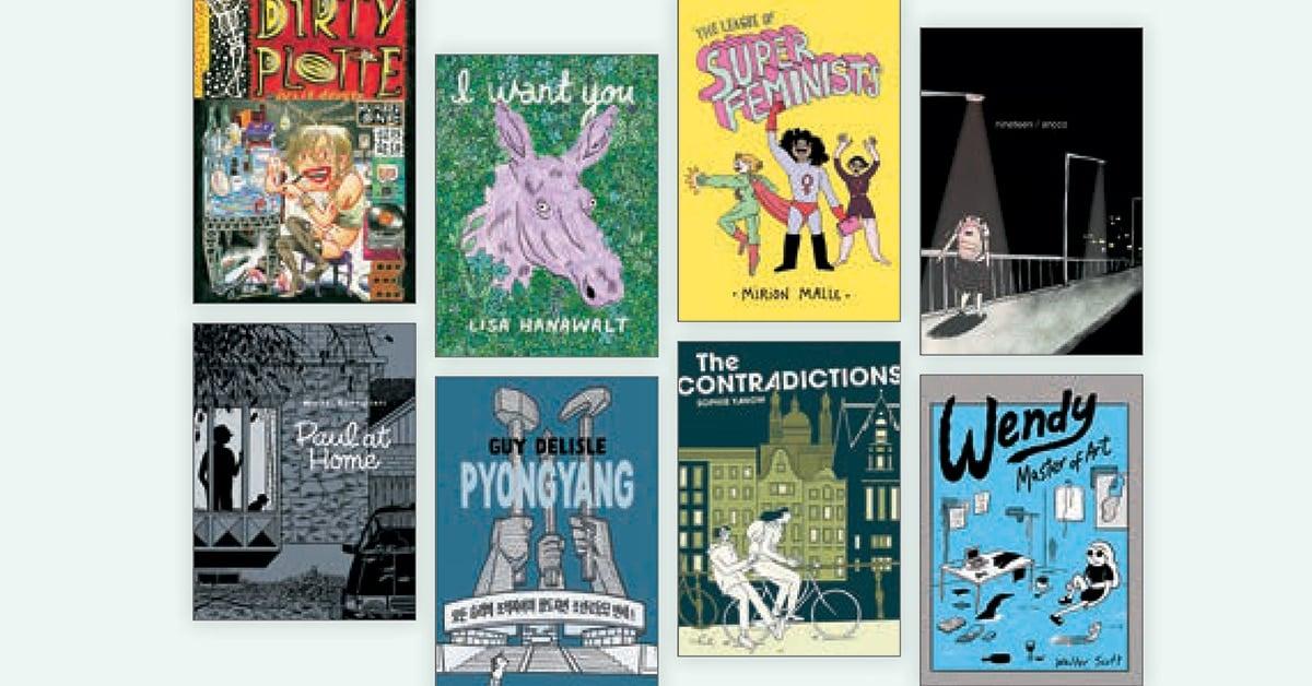 Les éditions Drawn & Quarterly : Joyau de la vivacité littéraire de Montréal