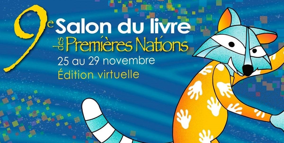 Découvrez la programmation 2020 du Salon du livre des Premières Nations