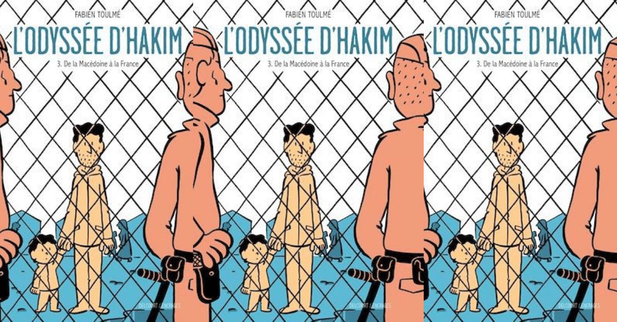 Fabien Toulmé remporte le Prix franceinfo de la BD