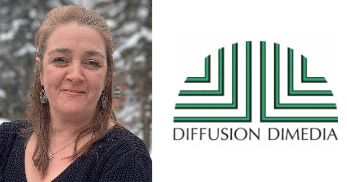 Nadine Perreault nommée directrice générale de Dimedia
