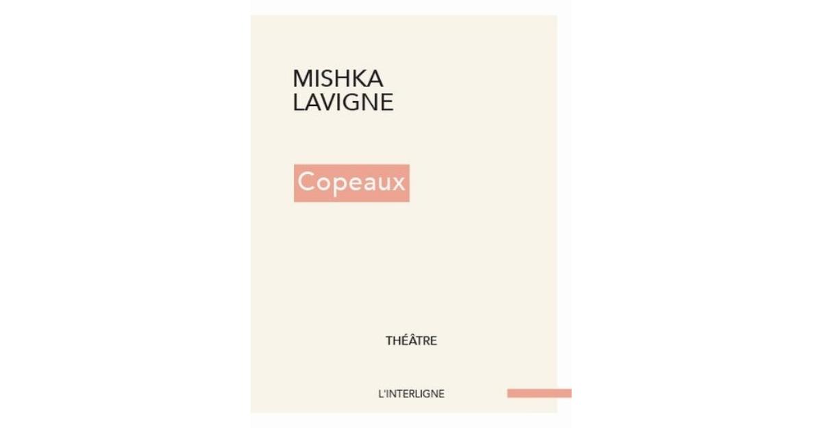 Mishka Lavigne remporte le prix Jacques-Poirier