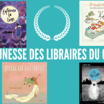 Avatar - Lauréats du Prix jeunesse des libraires du Québec 2021