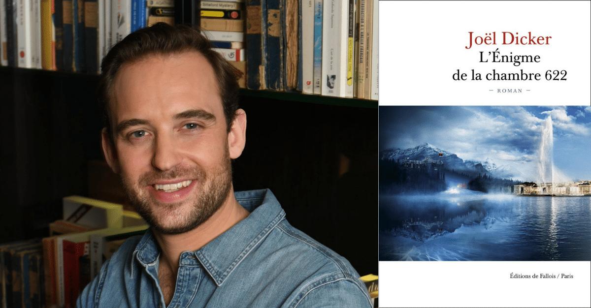Joël Dicker crée sa propre maison d'édition