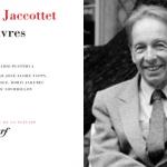 Avatar - Décès du poète Philippe Jaccottet