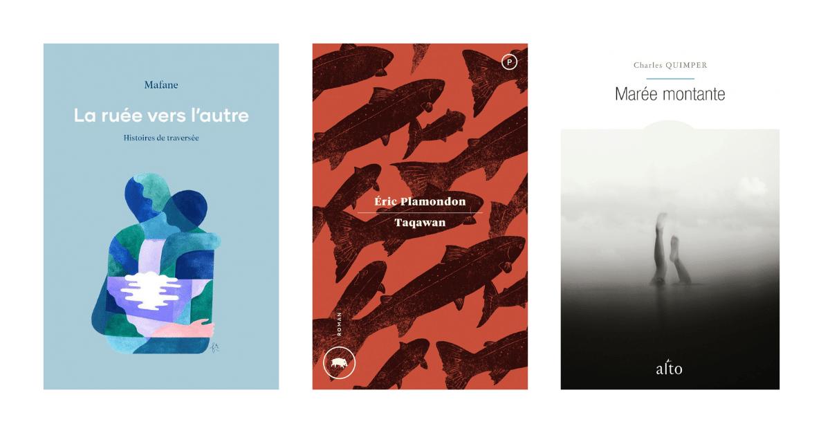 Des Québécois en lice pour le Grand Prix du livre audio