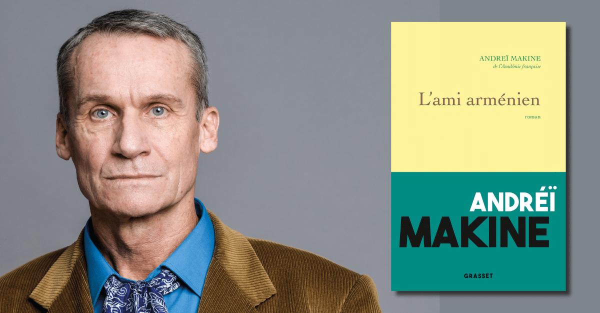 Andreï Makine remporte le Prix des romancières