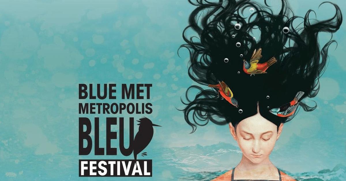 La belle saison du Metropolis bleu 2021