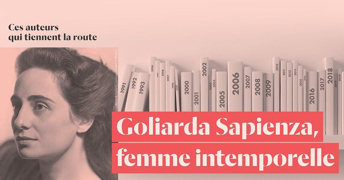Goliarda Sapienza, femme intemporelle