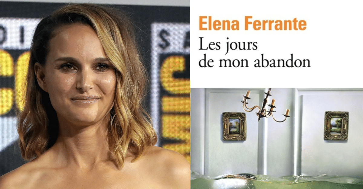 Natalie Portman incarnera un personnage d'Elena Ferrante