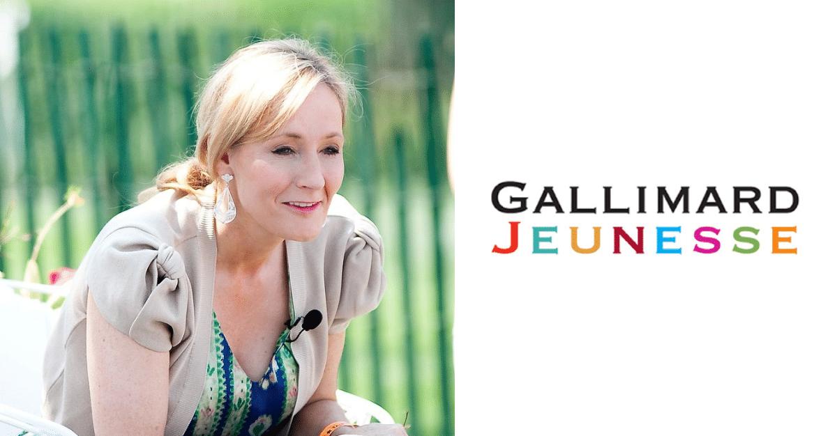 Un nouveau J.K. Rowling sur les tablettes