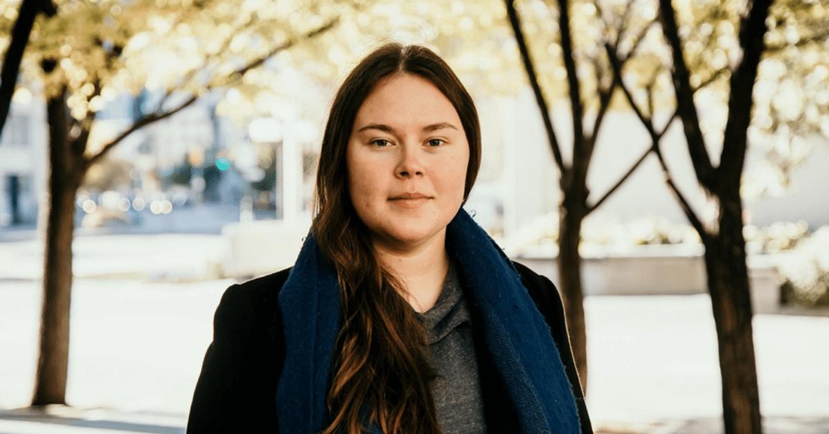 Amber O'Reilly lauréate du Prix Rue-Deschambault