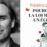 Avatar - Le Prix du livre politique remis à Frédéric Lacroix