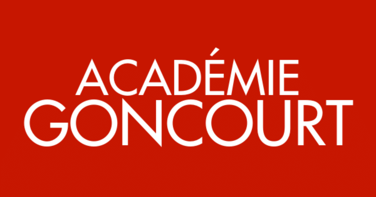 Dévoilement de quatre prix Goncourt
