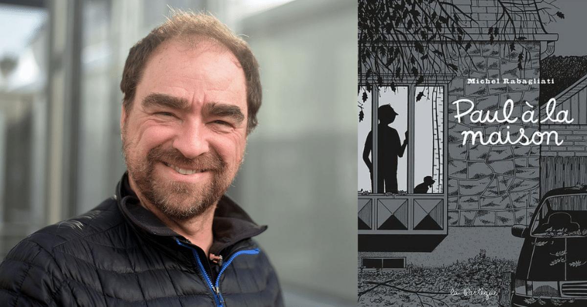 Le Prix BD des collégiens décerné à Michel Rabagliati