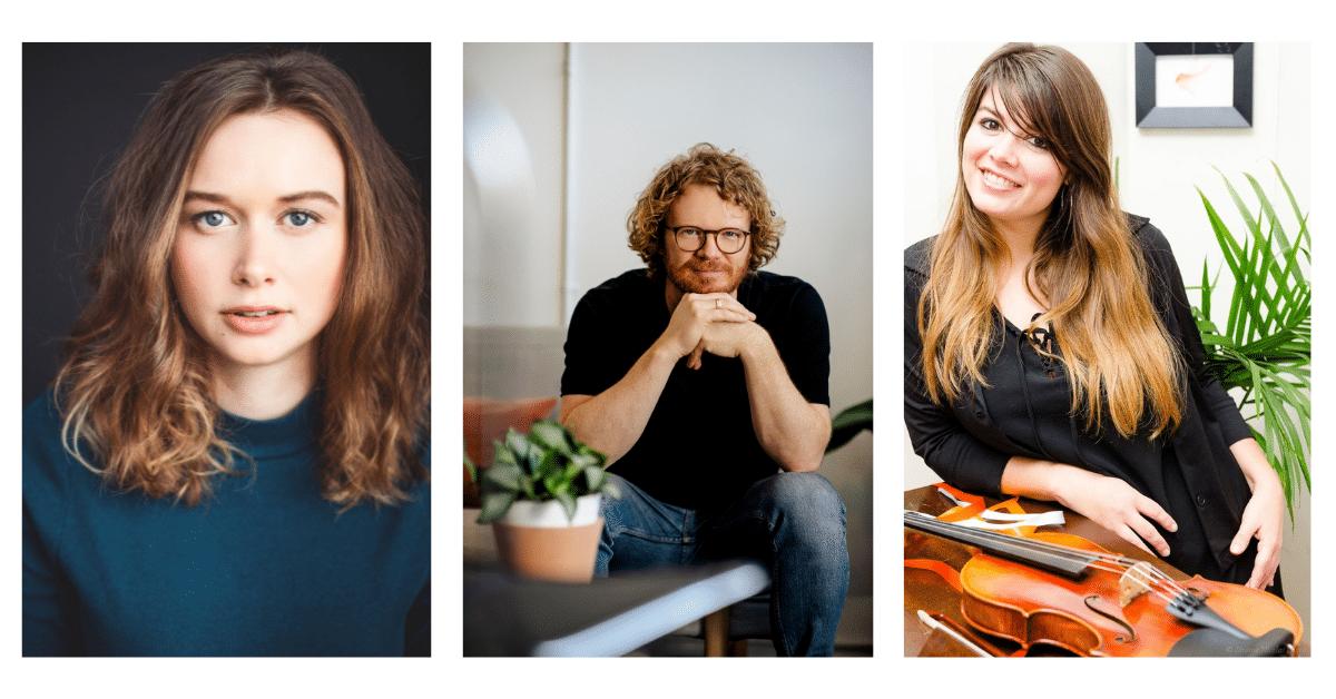 Nouvelles chansons de <i>Passe-Partout</i> : Des auteurs parmi les artistes sélectionnés!