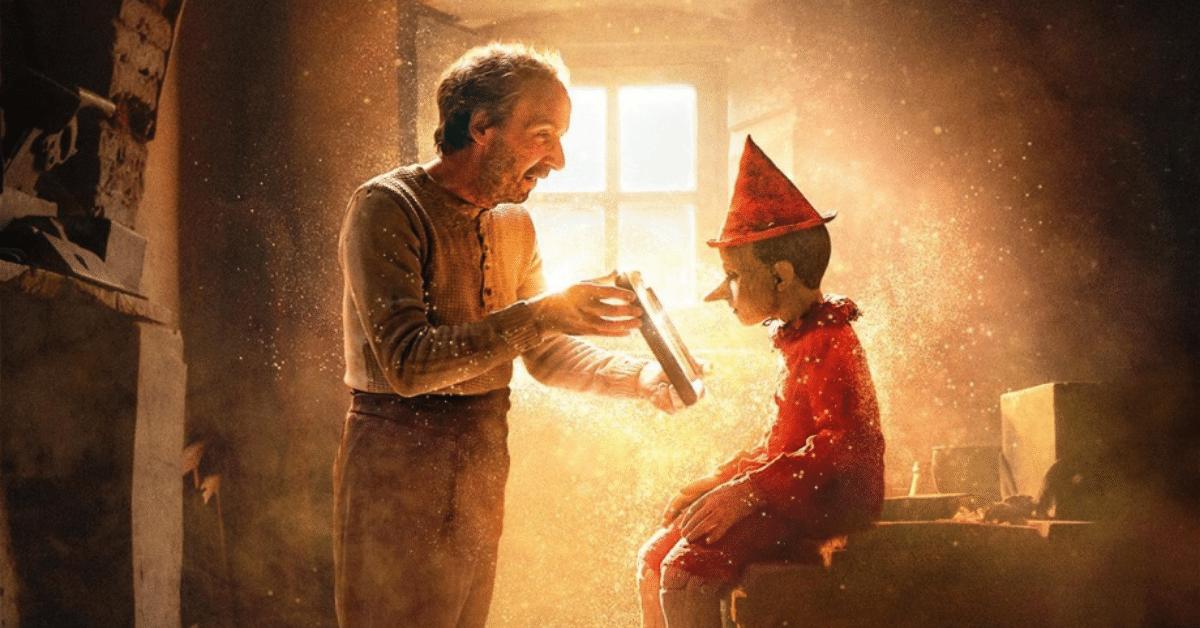 <i>Pinocchio</i> adapté au cinéma!