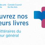 Avatar - Les finalistes des Prix littéraires du Gouverneur général